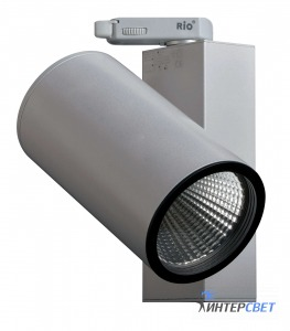 Трековый светильник Moderna L4TB511 LED Tracklight 17° silver