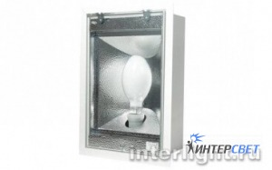 Светильник для АЗС Emika 31-13-723 Металлогалогенная