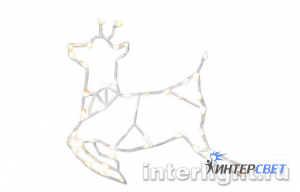 Фигура декоративная Олень PM-p002