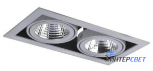 Светильник для торговых центров Boutique double LED