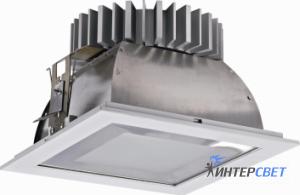 Светильник Downlight (Даунлайт) square LED