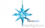 Светодиодная звездочка 3D LED-PL-BA-6-24V