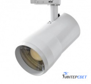 Трековый светильник L4T519 LED Tracklight 60° silver